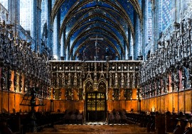 choeur cathedrale
