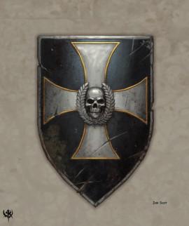 blason Chevalier panthère
